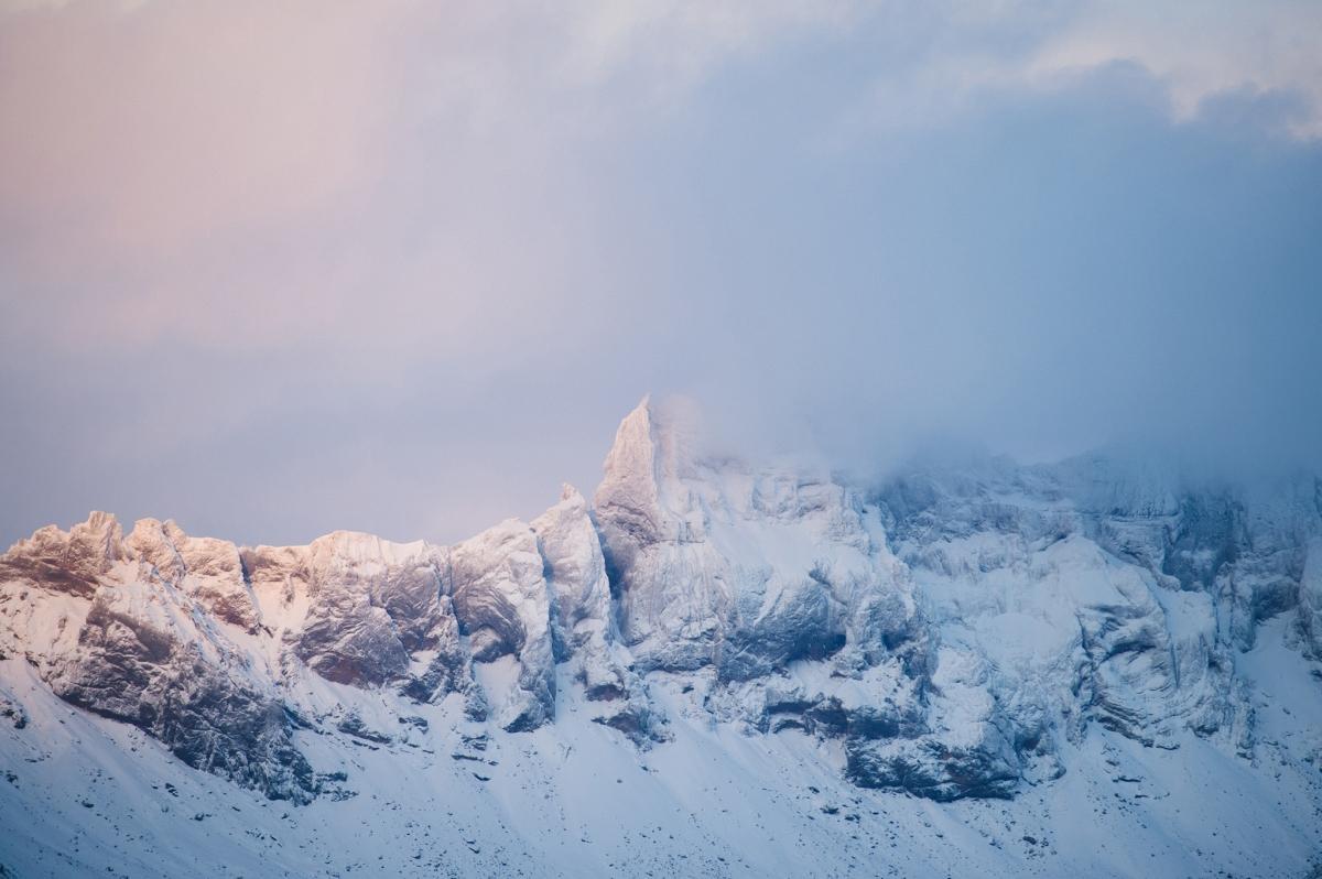冰島冬,冰島夏